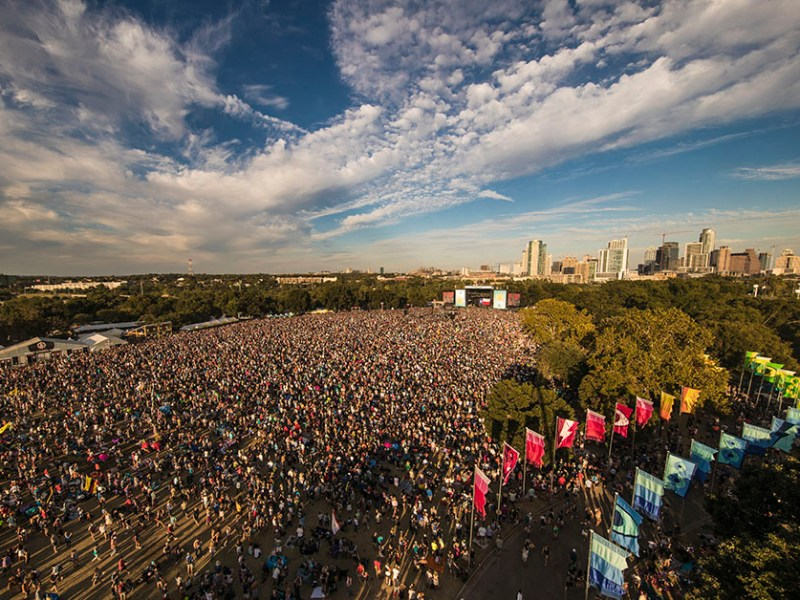 Festival Preview: Austin City Limits // October 4th-13th