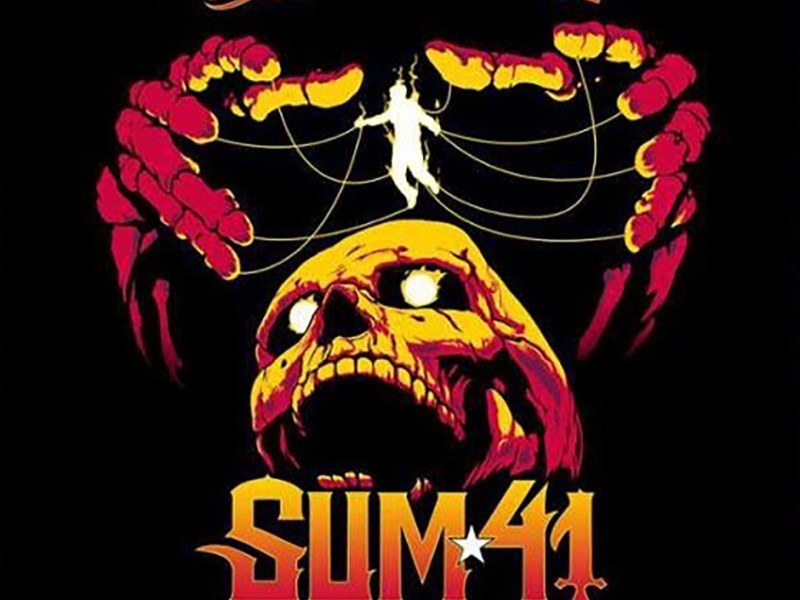 """Album Review: Sum 41 """"Order In Decline"""""""