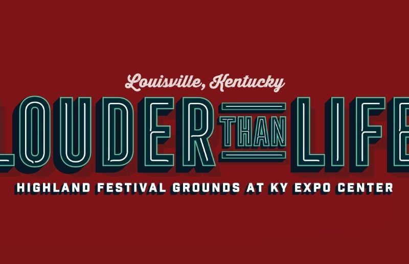 Louder Than Life 2019 Spotify Playlist
