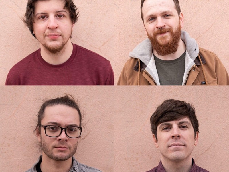 "Tiny Hueman premiere new song ""Up The Coast"""