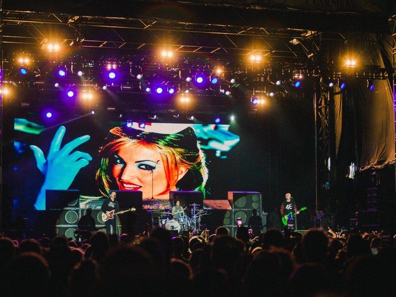 Riot Fest at a Glance: Friday