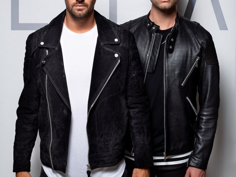 "James Maslow and Eugene Ugorski launch LTX with debut single ""Did You Forget"""