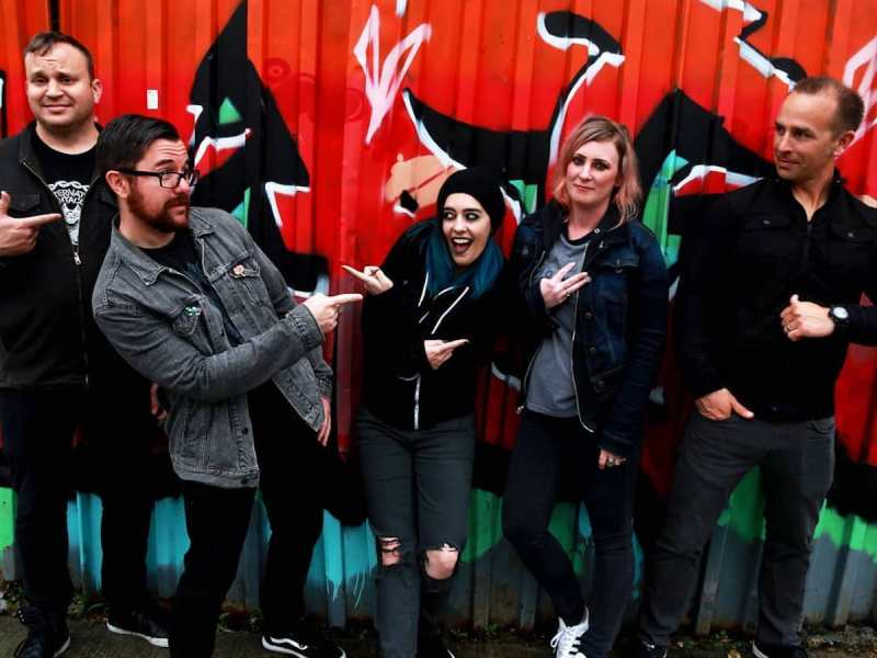 "Tsunami Bomb release new album 'The Spine That Binds' and video for ""Naysayers"""