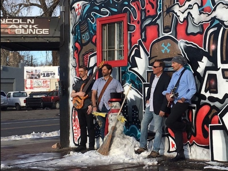 """Dirty Snowman Society premiere new single and video for """"Mad Bull"""""""