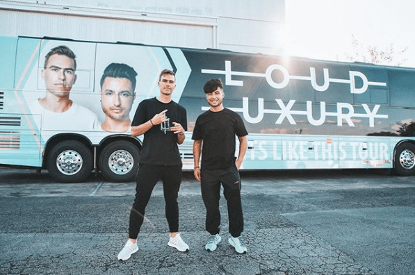 Loud Luxury Discuss Creating A Live Show, Performing 60+ Dates and Tour Life