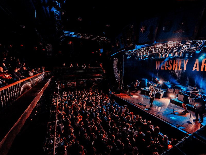 Welshly Arms – Betcha // Cleveland, OH // 11.30.2019
