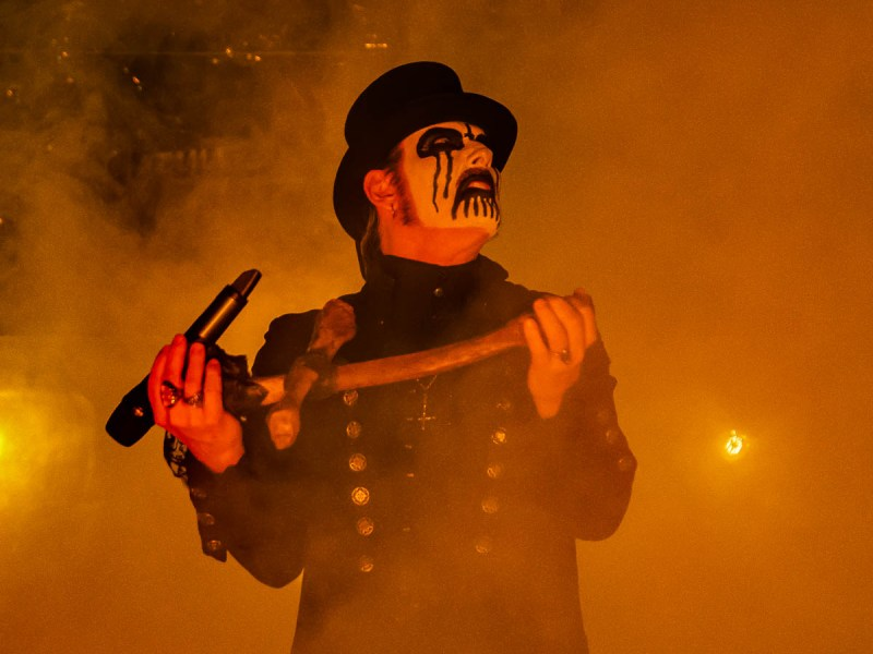 King Diamond – Uncle Acid and The Deadbeats – Idle Hands // Chicago, IL // 11.18.19