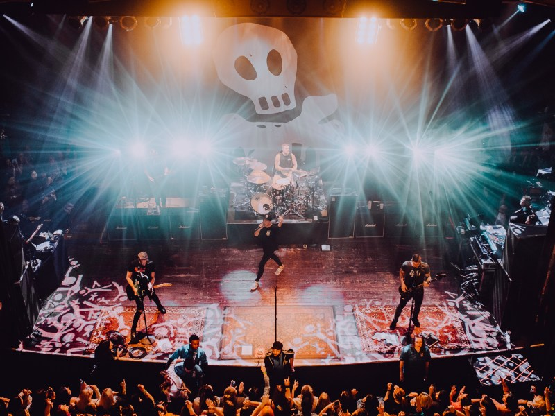 All Time Low // Chicago, Illinois // December 21st, 2019
