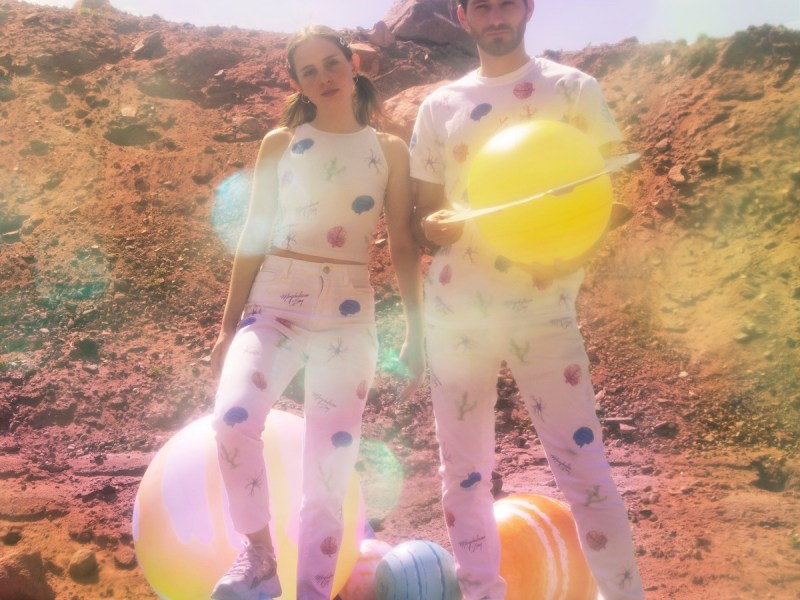 """Magdalena Bay release new EP 'A Little Rhythm and a Wicked Feeling' and new single """"Story"""""""