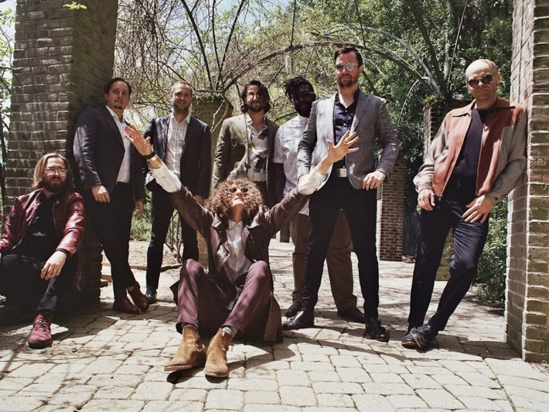 "The Revivalists release their 'Made In Muscle Shoals' live studio video for ""Wish I Knew You"""