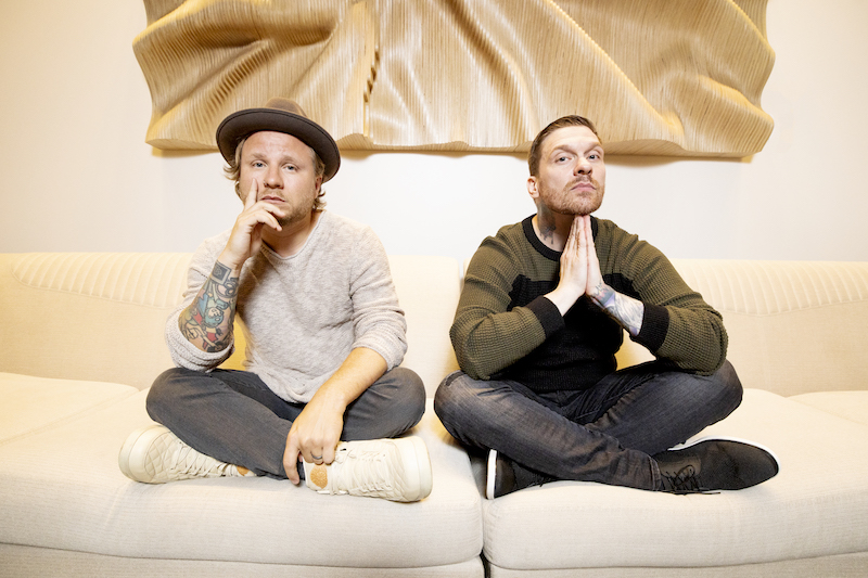 """Smith & Myers release new single """"Bad At Love"""""""