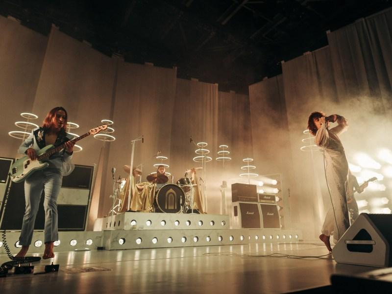 Greta Van Fleet – Shovels & Rope – Cedric Burnside // Nashville, TN // 8.5.21