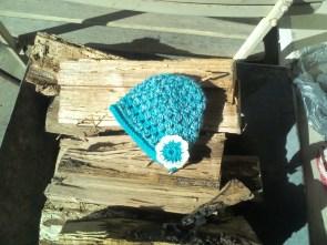 crochet beanie 3 - by rita summers april 2013