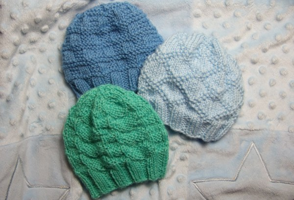10 Free Preemie Hats Knitting Patterns Crafty Tutorials