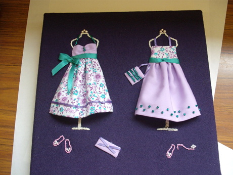 Cute little dresses and shoes!
