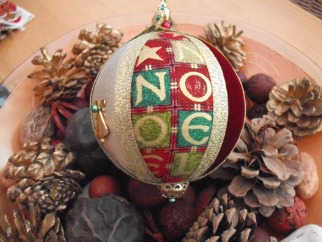 The first bauble of the 2009 season