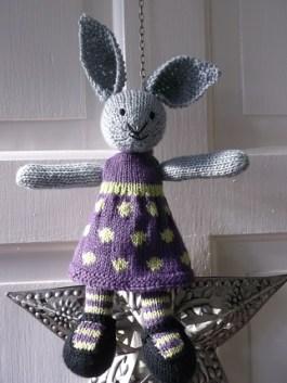 Daisy bunny