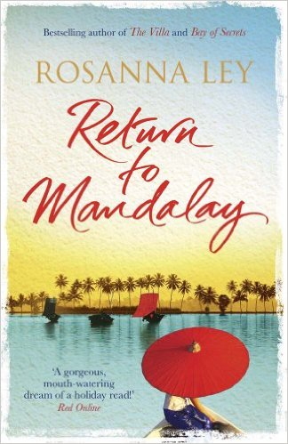 Rosanna Ley - Mandalay book