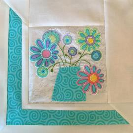 Splendid sampler Block 4 - Beth Ann Andrews