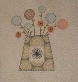 Splendid sampler Block 4 - Chistine Barnsley