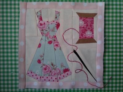 Stitching Fashion Maria