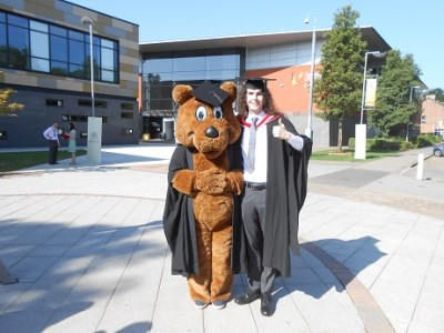 Jake's graduation 2
