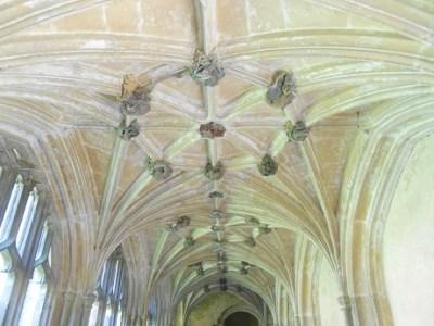 Laycock cloisters 1