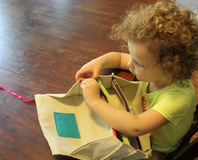 Quality testing sewtogetherbag