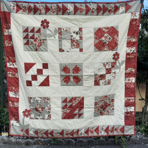AUTUMN BISCUIT QUILT