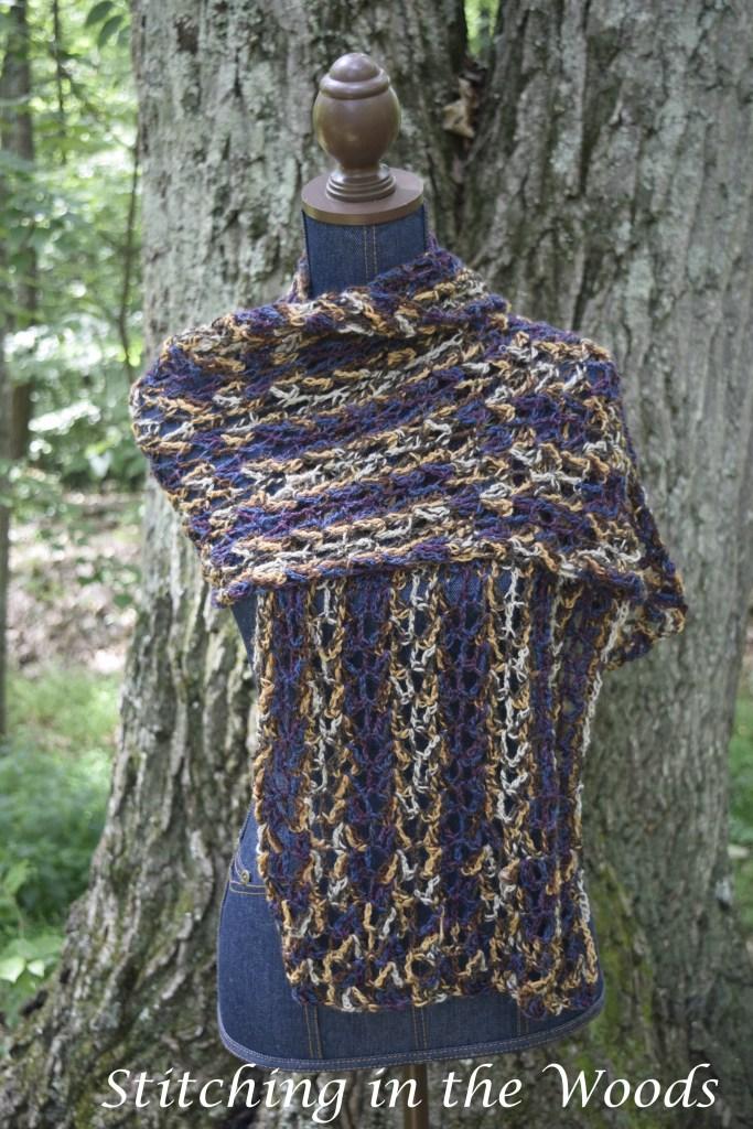 Heart & Sole yarn wrap