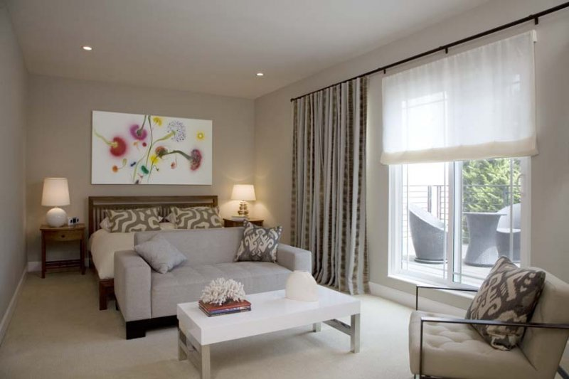 Bedroom Window Coverings Amp Treatments Stitch SF