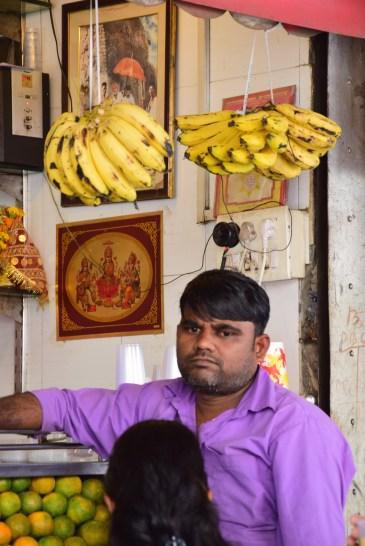 indické trhy, Delhi
