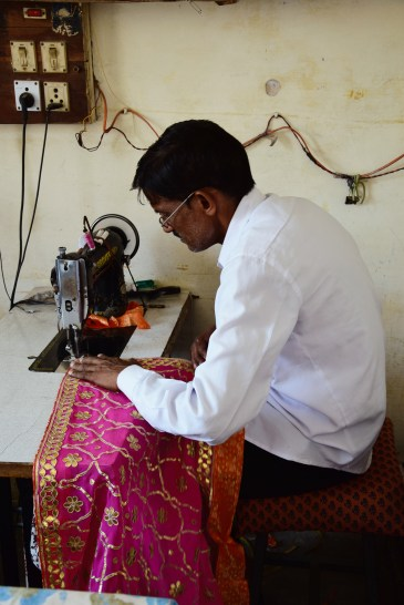 šití v Indii, Jaipur