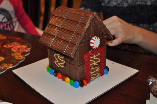 Chocolate Candy Bar House Tutorial Stitchwerx Designs