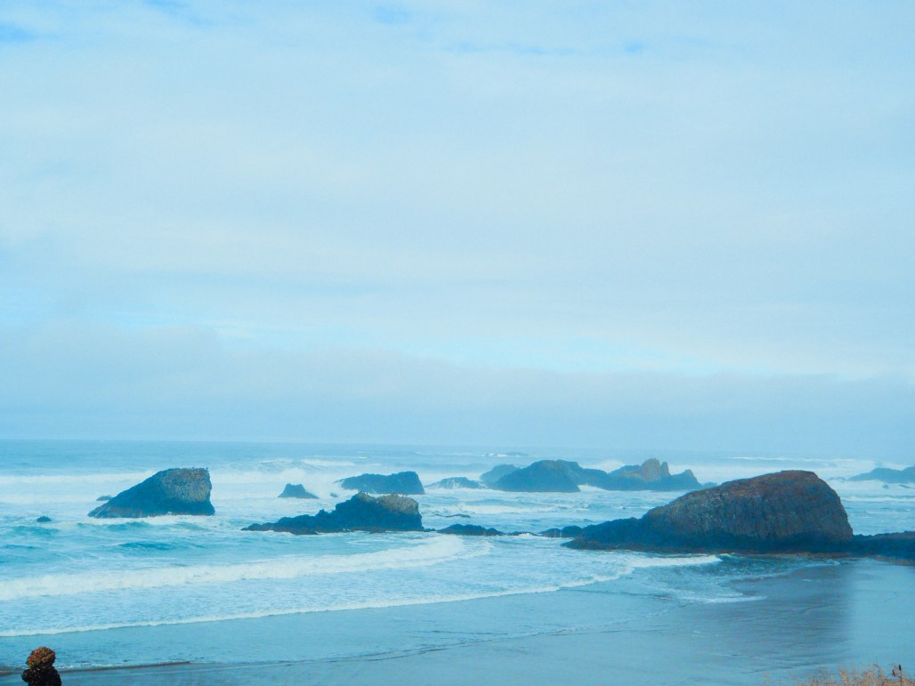 Waldport Beach, Oregon