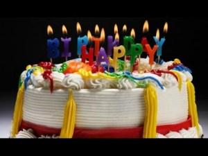 Χρόνια πολλά για τα γενέθλια σου!!