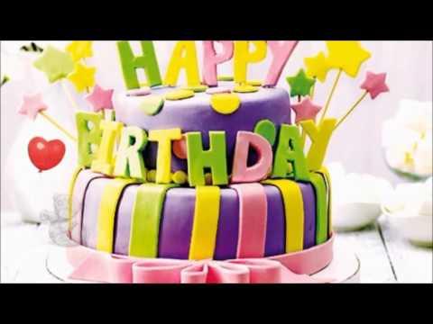 Χρόνια πολλά για τα γενέθλιά σου!!! (video)