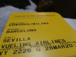 Vueling, Not too Shab