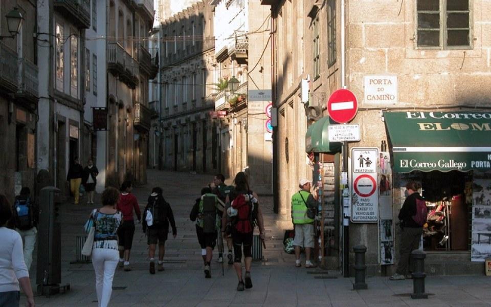 Tui à Santiago de Compostela