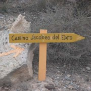 Le chemin de l'Ebre à parcourir en vélo