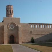 Le monastère cistercien de Rueda, étape sur le chemin jacquaire de l'Ebre