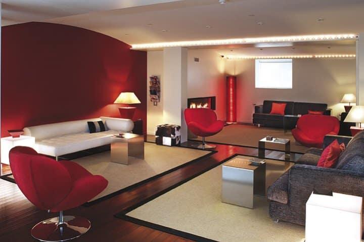 Salon de style moderne à Logroño
