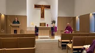 Sunday Mass March 22