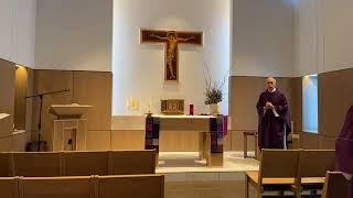 Sunday Mass March 29