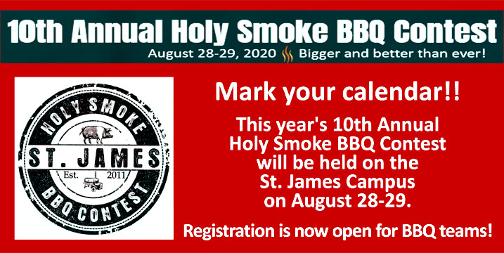 Holy Smoke BBQ Contest