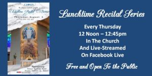 Lunchtime Recital Series