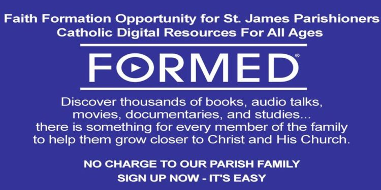 FORMED – Catholic Digital Resources For All Ages