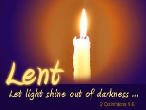 Lenten Prayer Service This Sunday