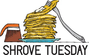 Shrove Tuesday Pancake Supper