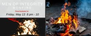 Men of Integrity Bonfire